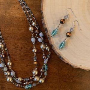 Premier Designs Vintage Necklace